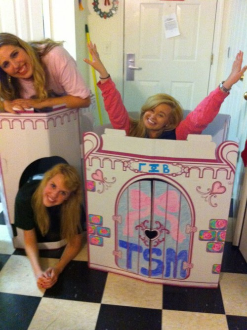 Sorority Castle. TSM!!!