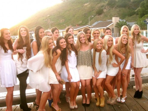THE perfect pledge class. TSM.