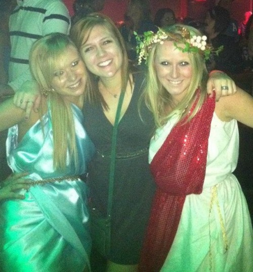 Toga party!