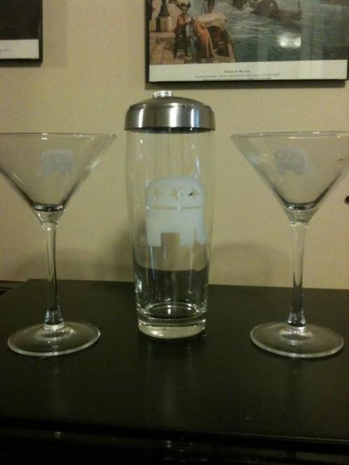Raise a glass. TSM.