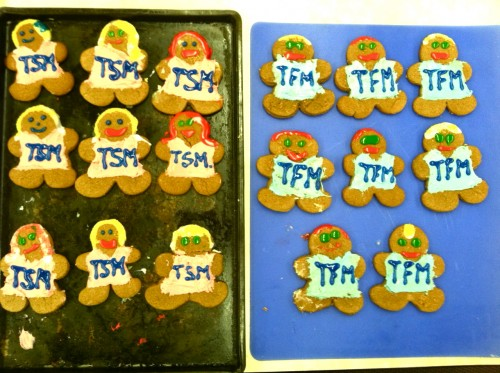 No matter the letter, our cookies are better. TSM.