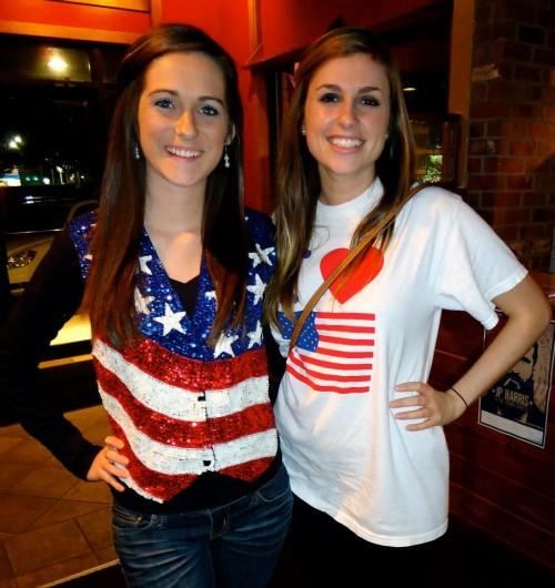 Celebrating America year-round. TSM.