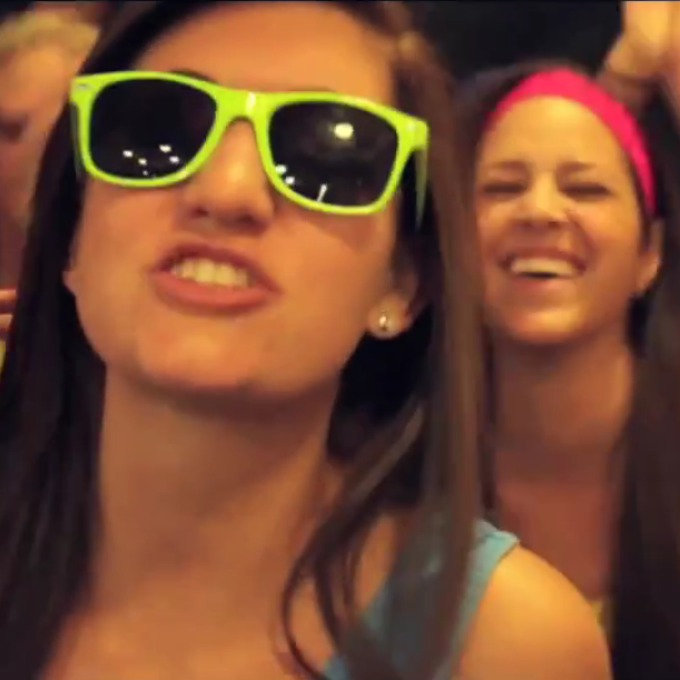 Z-T-A Bid Day Rap Video