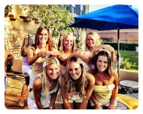 Already excited about next year's recruitment! TSM.