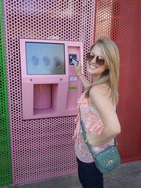 Cupcake ATM. TSM.