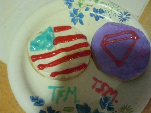 Getting baked. TFM. Baking. TSM.