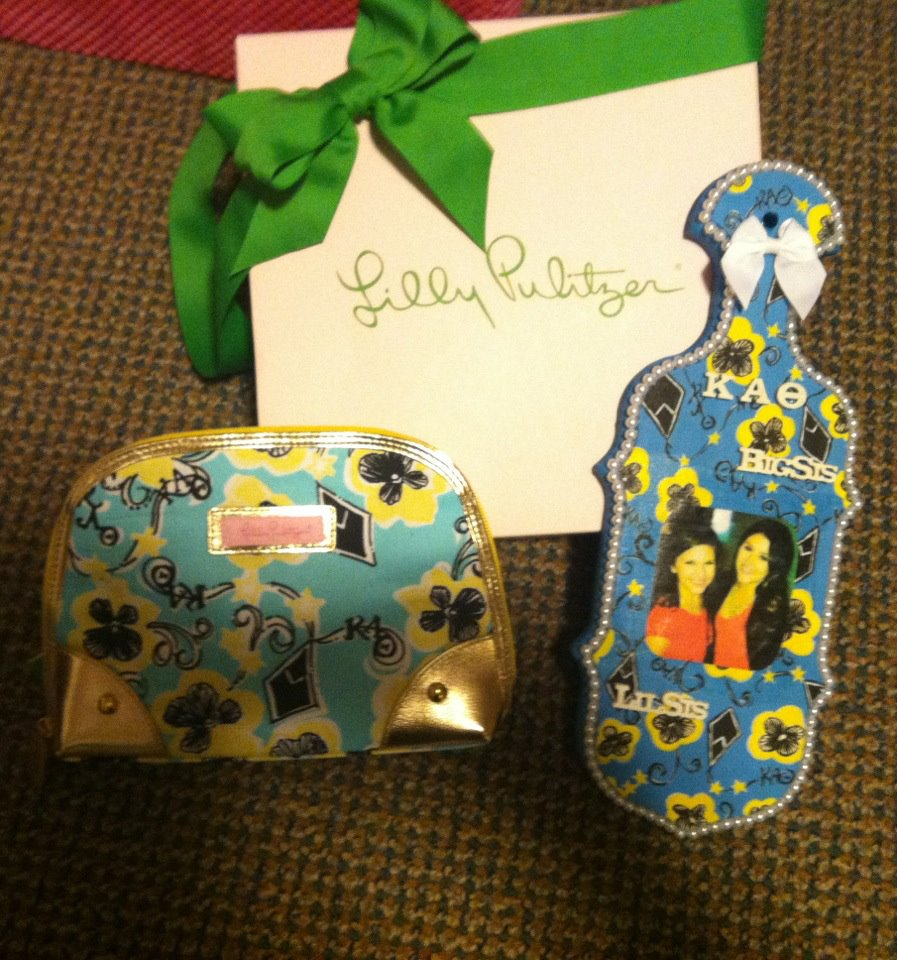 Lilly and bows for my Big. TSM.