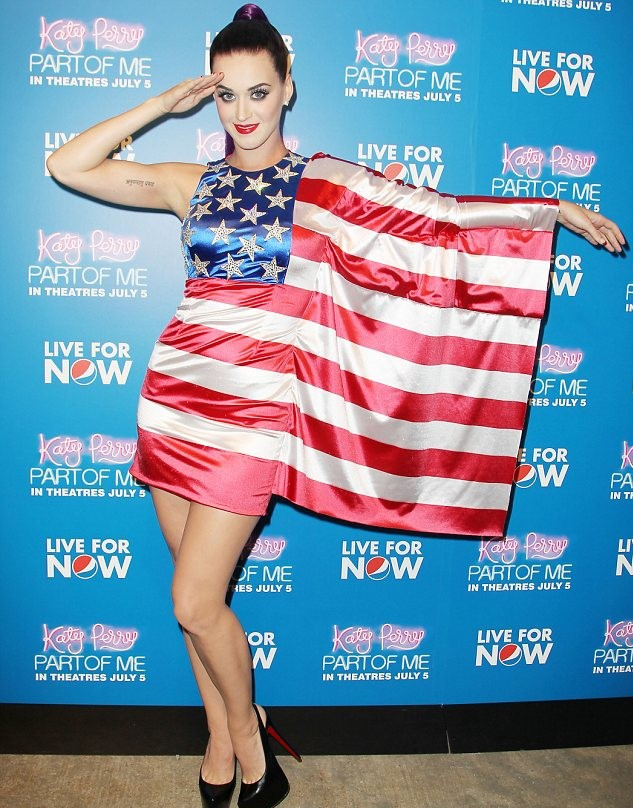 Fourth of July Women Clothing