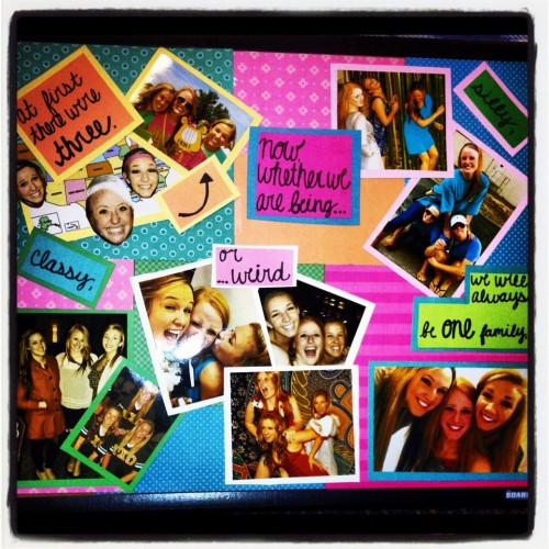 Crafting for your Big and Twin's birthday. TSM.