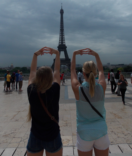 Throwing what you know worldwide. TSM.