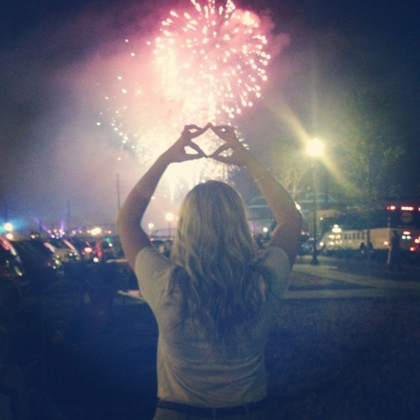 Throwing what you know, America style. TSM.