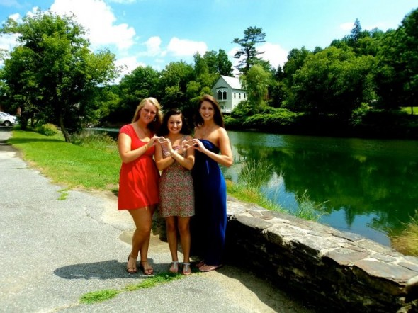 Throw what you know, Sister Vacation 2012. TSM.