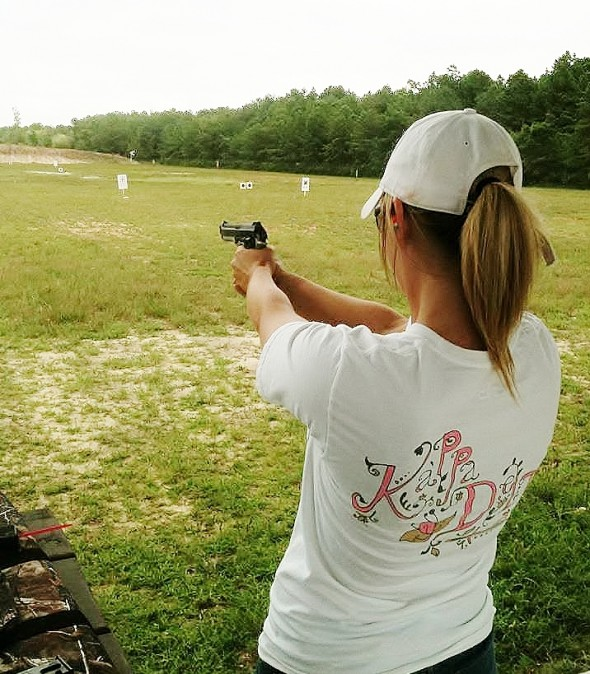 Using my 2nd amendment right. TSM.