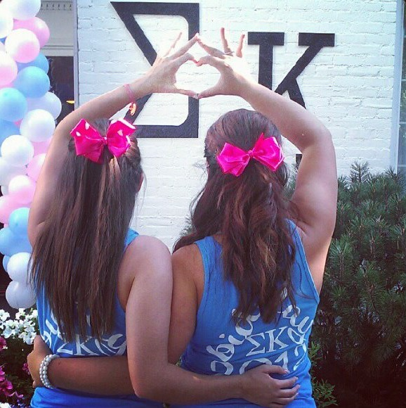 Two Letters. One Choice. No Regrets. TSM.