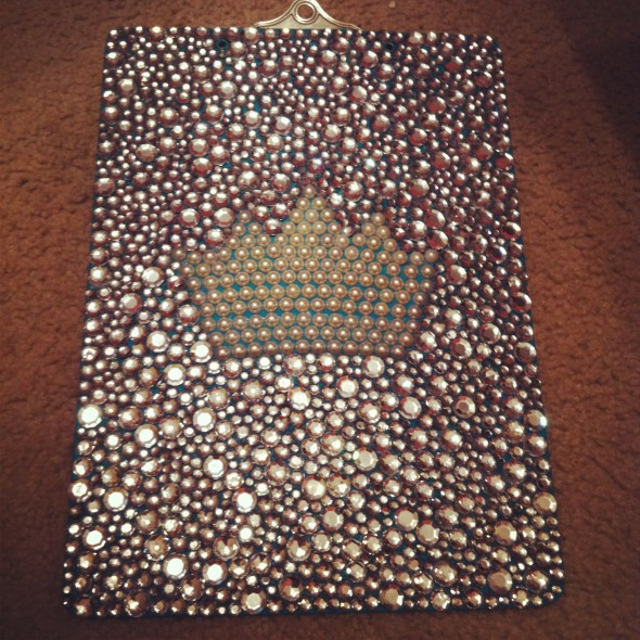 Finished just in time for recruitment! TSM.