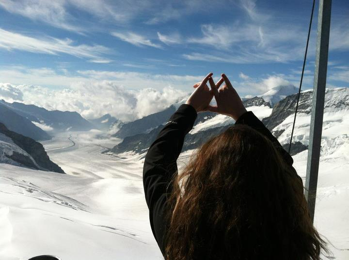 Delta love from the top of Europe. TSM.