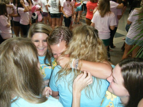 Reuniting with my sisters after 4 months of disaffiliation. Couldn't be happier. TSM.