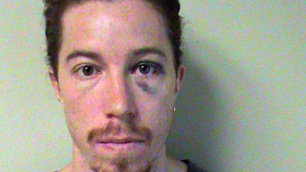 Shaun White Arrested