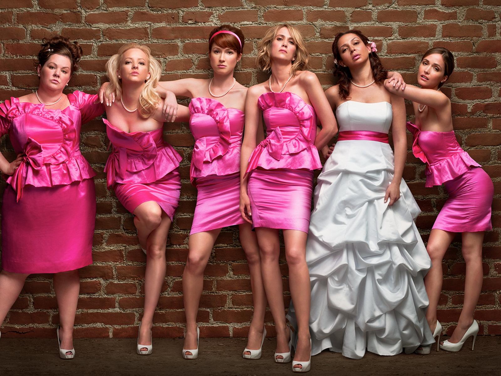 Confessions of a Bridesmaid
