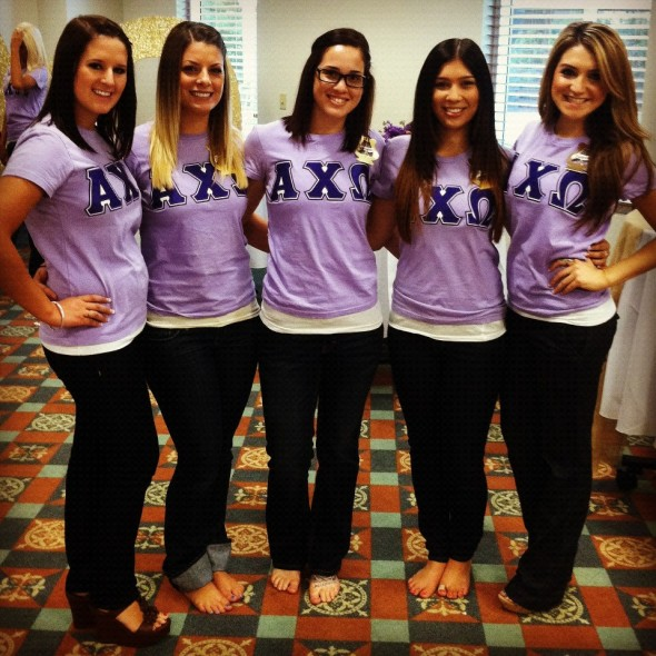 We don't always wear purple, but when we do it's to support Domestic Violence Awareness. TSM.