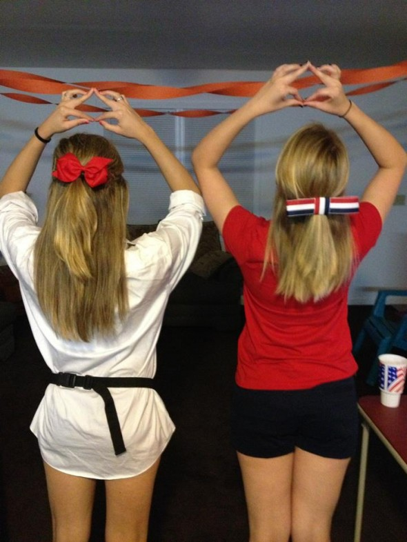 Throwing what we know for America on Halloween. TSM.