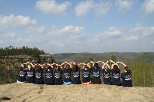 When sisters stand together, who can stand against us? TSM.