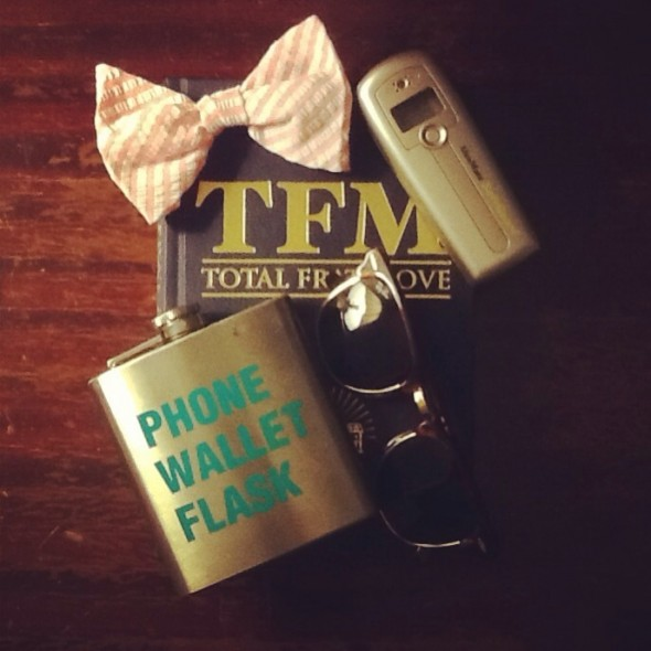 Bare essentials for back to school packing. TSM.