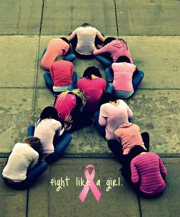 AΘΩ raising money for Breast Cancer Awareness! TSM.