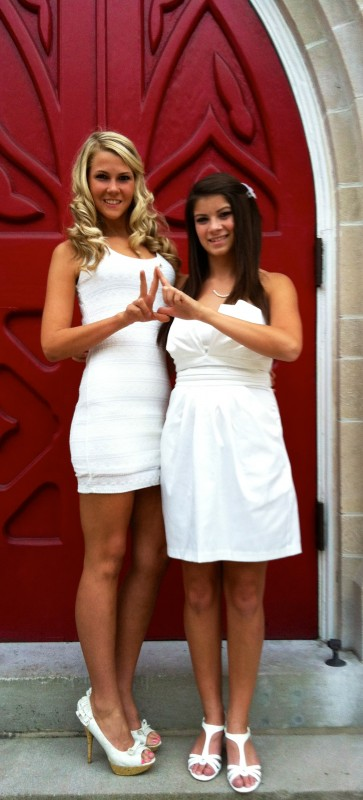 Brunette or blonde, we have an inseparable bond. TSM.