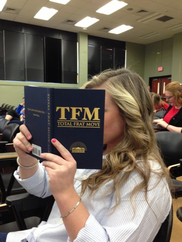 Reading TFM pre-meeting. TSM.