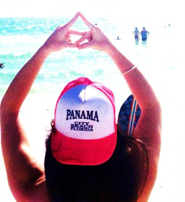 Throwing what you know on Spring break. TSM.