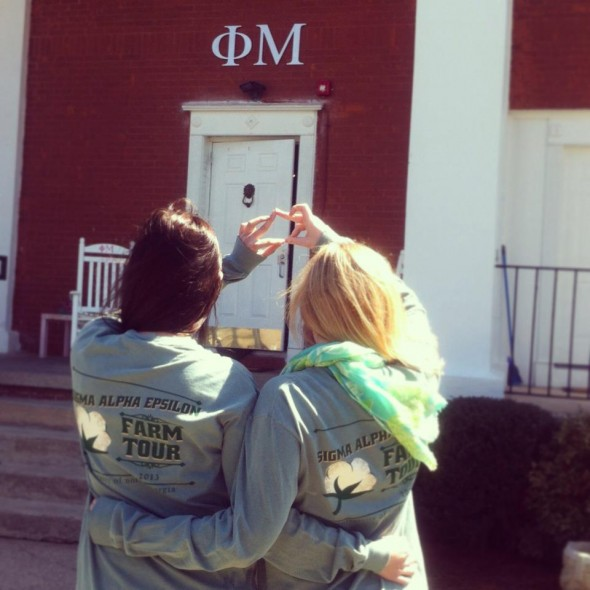 Twinning for the best fraternity around and throwing what we know. TSM.