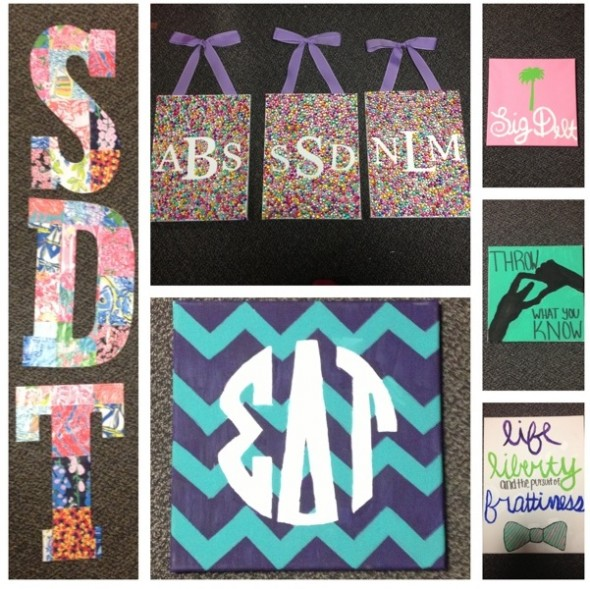 Went a little crafting overboard after getting initiated. TSM.