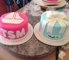 Putting our baking and crafting skills to the test. TSM.