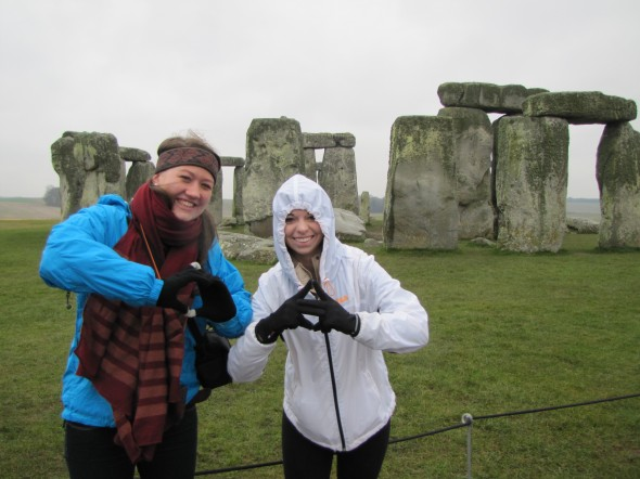 Throw what you know Stonehenge! TSM.