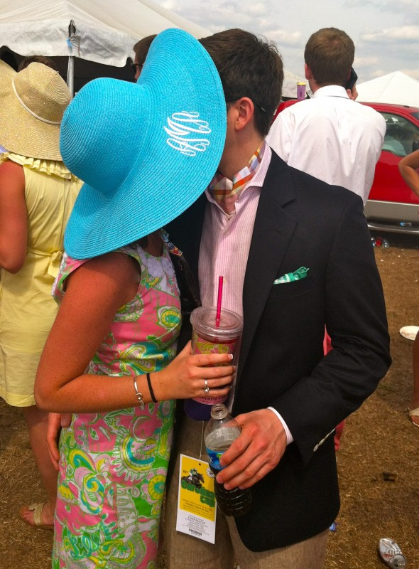 Carolina Cup appropriate. TSM.