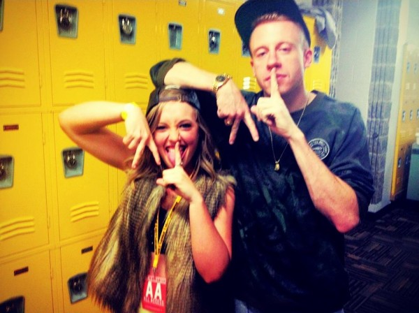 Even Macklemore knows Alpha Phi is the best house. TSM.