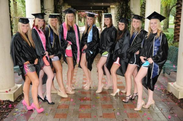 Sratty graduation. TSM.