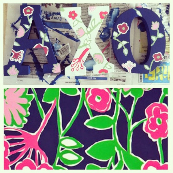 Lilly letters. TSM.