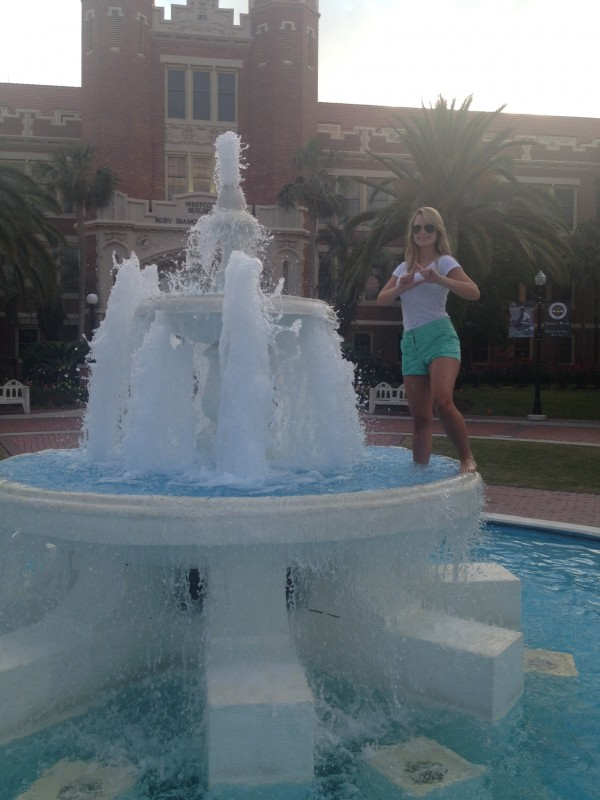 Throwing what you know at the best university. TSM.