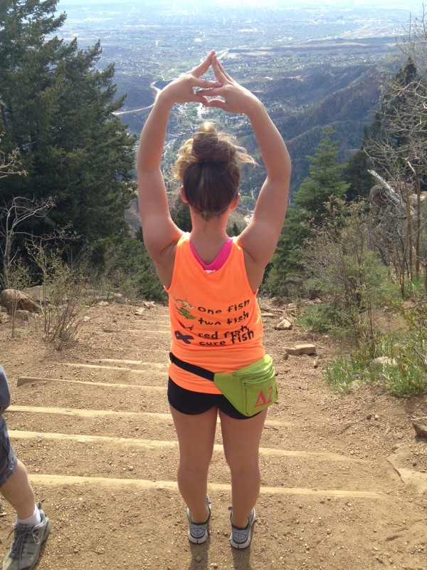 Throwing what you know on top of the world. TSM.