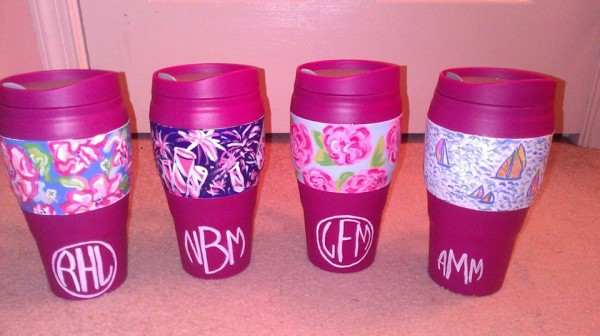 Boys buy the kegs, we paint the cups. TSM.