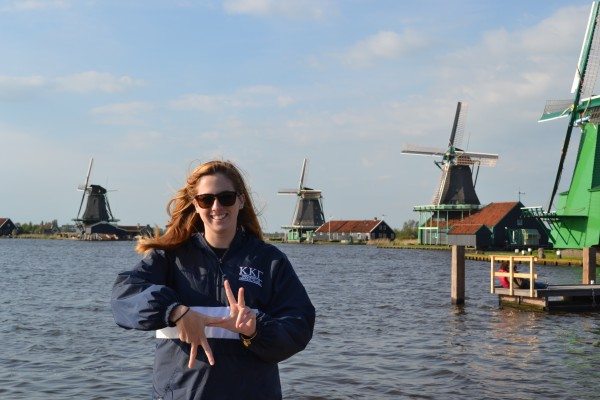 Throwing what you know in the Netherlands! TSM.