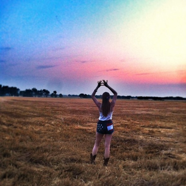 My Land, my country, & my sorority. TSM.