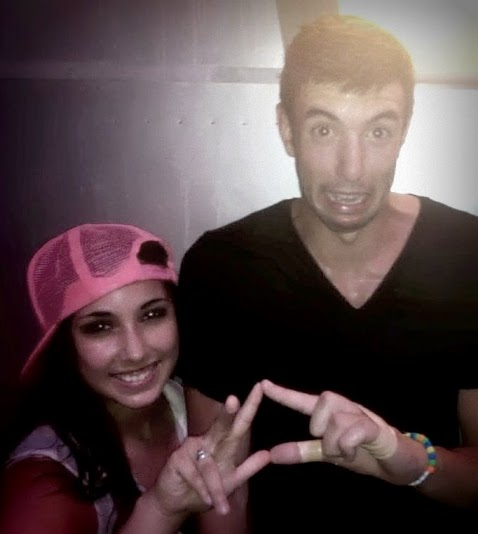 Throwing what I know with Kap Slap. TSM.