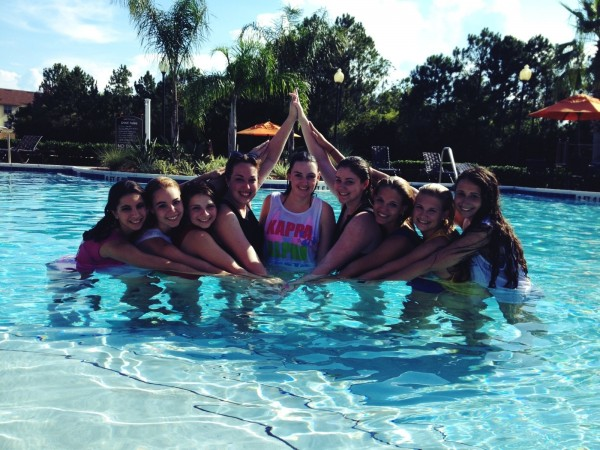 Sorority girls, frat tanks, and bikinis: every fraternity boys dream. TSM.