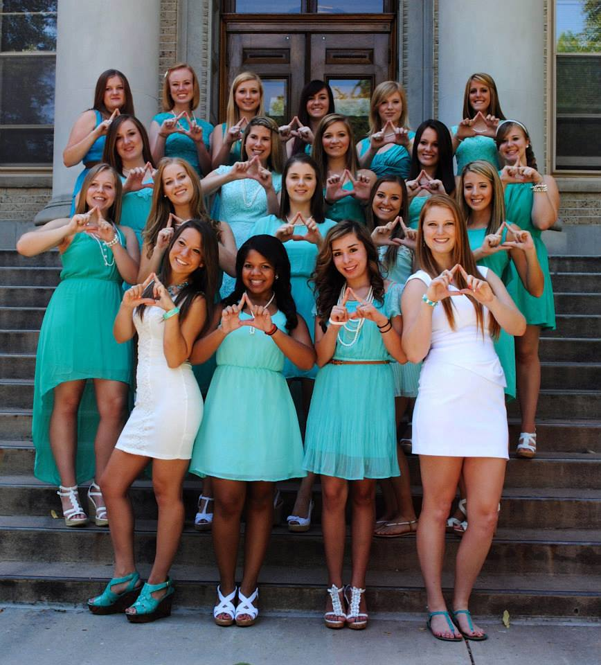 Total Sorority Move | 23 Horrible Ways He Better Not Propose