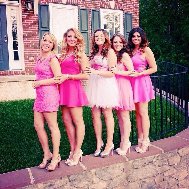 Total Sorority Move At Formal We Wear Pink Tsm