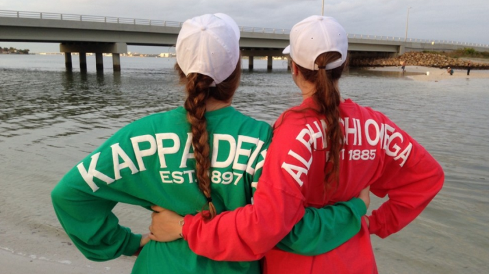 how to join a sorority