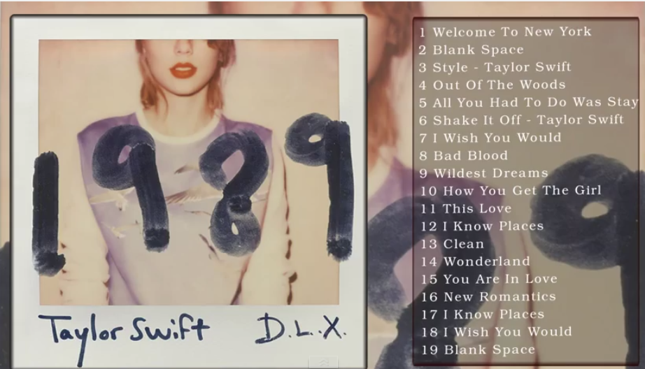 Total Sorority Move We Have Taylor Swift S Entire New 1989 Album And You Can Listen To It Here
